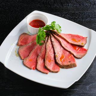 シュラスコ食べ放題・ローストビーフ食べ放題など肉が食べ放題!