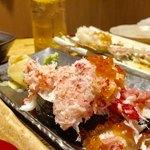 魚真 - のっけ寿司 1,500円