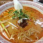 南風 - 担々麺 700円