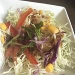 ハローキッド - セットのサラダ