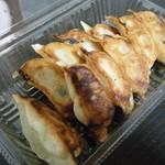 上海亭 - 焼餃子(10個)