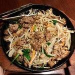 韓国料理 土火土火 - 塩プルコギ