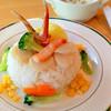 道の駅 オホーツク紋別  - 料理写真:ホワイトカレー