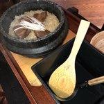 響 - 豚角煮炊き込みご飯