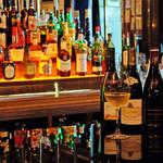 395スパイストウキョウ - 飲み放題メニューにもワインやシャンパン・シャンパンカクテルがございます。会社や大人のお集まりにもご好評です。