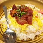 ウメ子の家 - 海鮮ちらし寿司