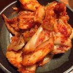 Kandaenzou - キムチ、食べ放題