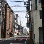 mitsuwa - よしはら揚屋町通り