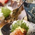 菜彩 - おすすめ珍味3点盛り 1250円