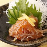 菜彩 - 梅水晶(サメの軟骨) 620円