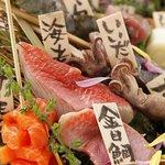 菜彩 - 【鮮度抜群!魚串各種】260円~330円/糸魚川直送鮮魚をおすすめの食べ方でどうぞ♪