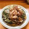 旬魚と串揚げの店 伊久利 - 料理写真:お好み焼き(広島風)