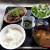 炉ばた焼き 山恵 - 料理写真:どて定食 580円