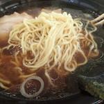 レストラン四季の恵 イトーヨーカドー北見店 - 麺アップ