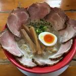 74930452 - 濁とろ塩チャーシュー麺 ¥1150