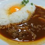 大阪難波 自由軒 難波本店  - 別ハヤシライス 700円