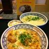 天霧 - 料理写真:唐揚げ親子丼セット(ランパス1710版利用)