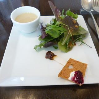 ビストロ felice - 料理写真:共通の前菜