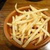 せいとう - 料理写真:フライドポテトはしょっぱかったです(汗)
