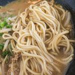 キッチン きく茶 - 美味いスープに美味い麺。