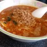 坦々麺や 昇龍天 - 担々麺中辛(税込720円)