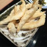 白えび亭 - 白えびの天ぷらもつきます