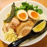 MOJA★MOJA - 料理写真:まぜそば 煮干し 大盛