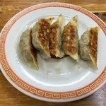 亀戸餃子 - 餃子
