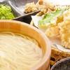 Tsurunoongaeshi - 料理写真:釜揚げ天盛うどん
