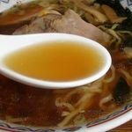 せがわ食堂 - スープ