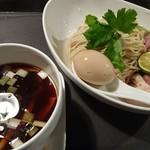 カネキッチン ヌードル - 特製醤油つけ麺¥1,100.-