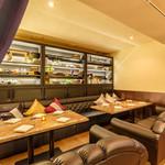 新宿 個室 肉&チーズ Meat&Cheese Ark - 8~12名様までの個室席