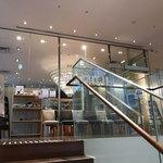 カフェ&ミール ムジ - 2階へ