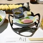 たけ - 料理写真: