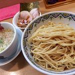 多賀野 - 粟国の塩つけそば(850円)