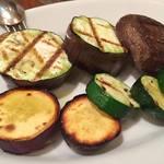 イル カルディナーレ - 季節野菜のグリル