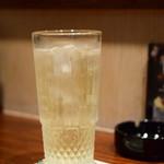 燻製居酒屋 くゆり - 知多ハイボール【おつかれセット・A@税込1,000円】