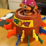 メイド喫茶 フィーユ - 黒ヒゲ危機一髪ゲーム!
