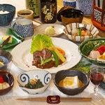 香風 - 会席料理のお写真。