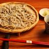 横濱串工房 - 料理写真:手打ち蕎麦