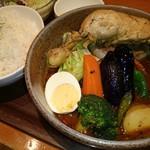ヴァサラロード - チキンと野菜