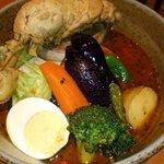 ヴァサラロード - てんこ盛りの野菜