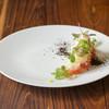 L'Octave Hayato KOBAYASHI - 料理写真:白イカのミキュイ