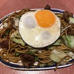 たこやき太郎 - 料理写真:焼そば=600円