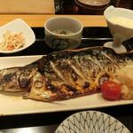Ginzasugaya - とろさば塩焼き