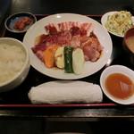 モリちゃん - 盛り込みランチ1000円