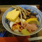 和加松 - 上穴子丼