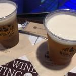 ワールドワインバー by ピーロート - ビール