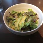トノー - サラダ