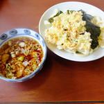 大黒屋 - 料理写真:ざる、天ぷら